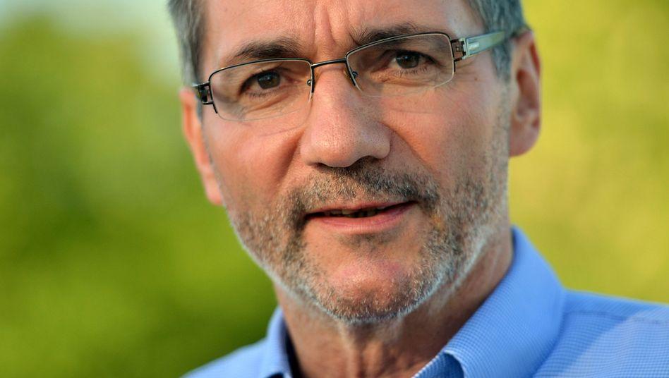 Brandenburgs Ministerpräsident Matthias Platzeck (SPD): Schlaganfall erlitten
