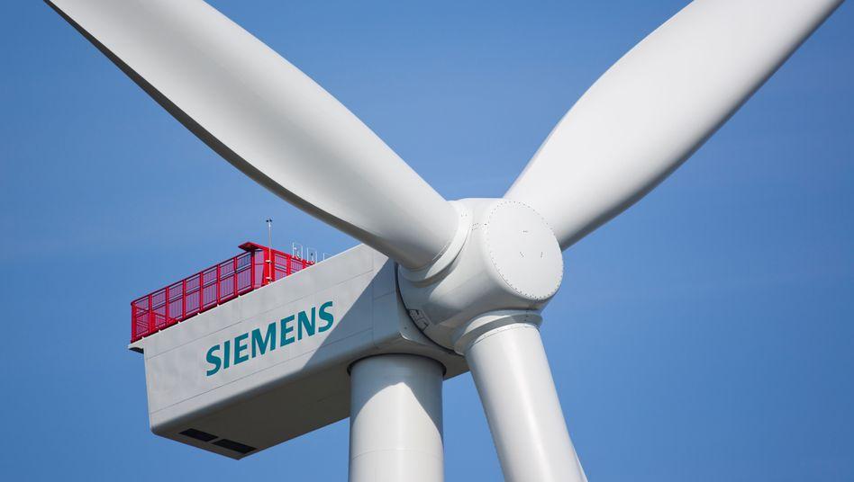 Siemens-Windturbine: Die Branche ist im Umbruch