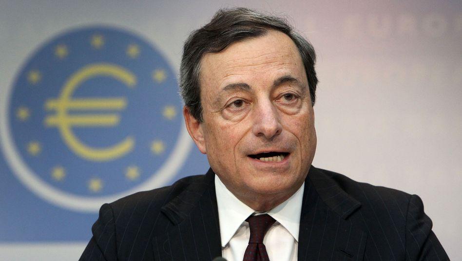 EZB-Chef Draghi: Protokolle aus internen Sitzungen der EZB könnten Anlegern auch interessante Einblicke in das Machtgefüge der Notenbank liefern