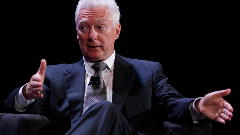Muss keine Rücksicht mehr nehmen: Alan Lafley, von 2000 bis 2009 und seit Mitte 2013 erneut Vorstandschef von Procter & Gamble.
