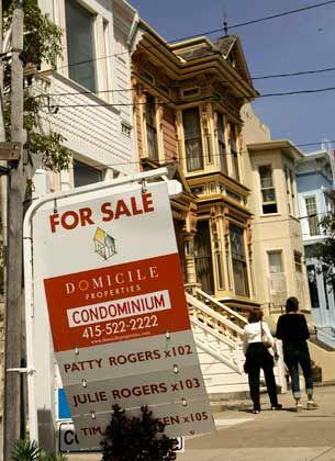 Der Ursprung: Mit den US-Immobilien nahm die Krise ihren Anfang