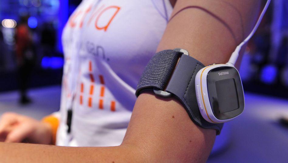 Fitness-Kontrolle: Das Gesundheits- und Lichtgeschäft des Philips-Konzern läuft gut