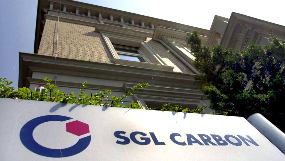 Objekt der Begierde: Sowohl Volkswagen als auch BMW haben Interesse an SGL Carbon