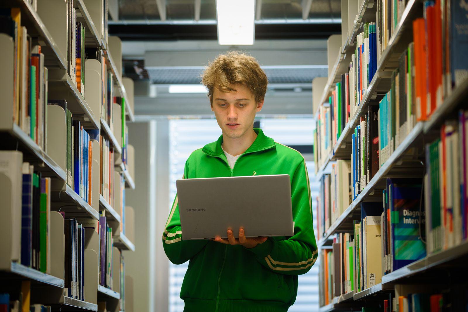 Digitalisierung an Universitäten