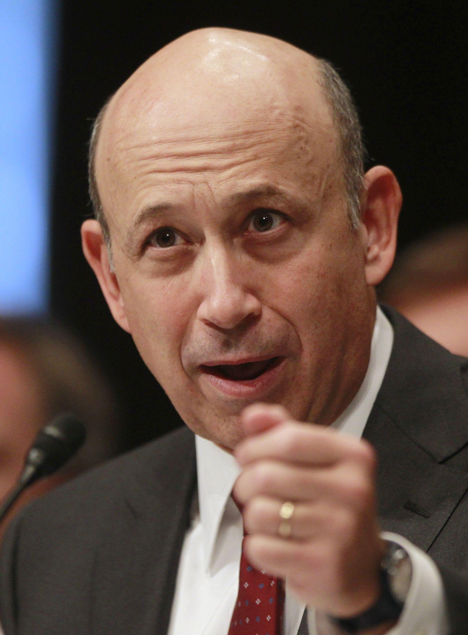 Goldman Sachs / Lloyd Blankfein