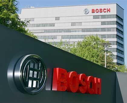 Schwabenstolz: Bosch meldete im vergangenen Jahr mehr als 2500 Patente an