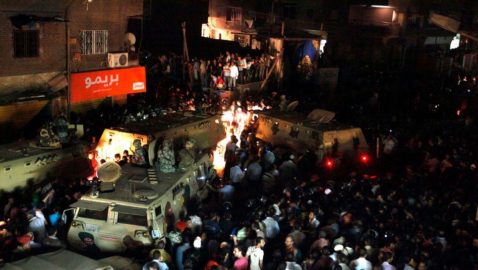 Unruhen in Ägypten: Die Länder in Nordafrika und Arabien benötigen laut IWF Milliardenhilfen