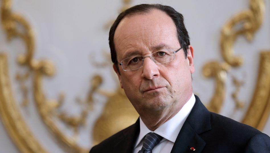Francois Hollande: Der französische Präsident konfrontiert das Land mit weitreichenden Reformvorstellungen