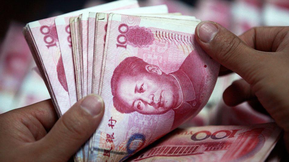 Yuan-Noten: Die Volksrepublik erhöht die Bedeutung der eigenen Währung