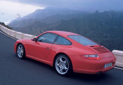 Gold-Gewinner:Porsche 911 Carrera C2/C2S