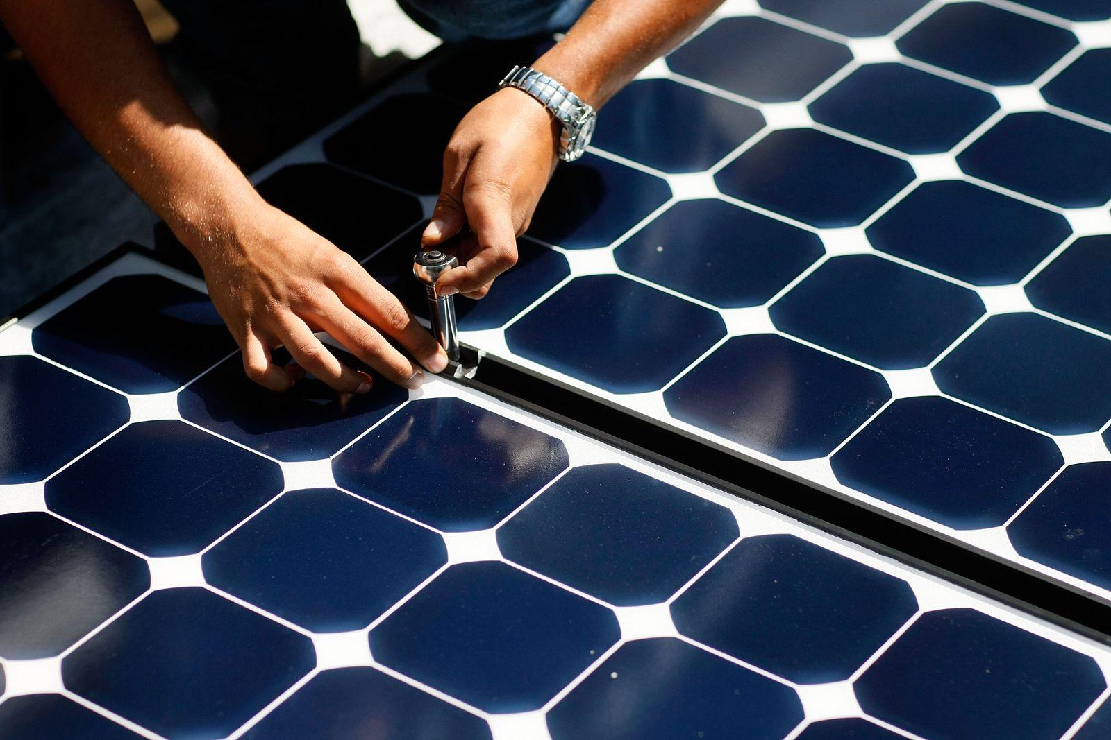 Solarenergie / USA