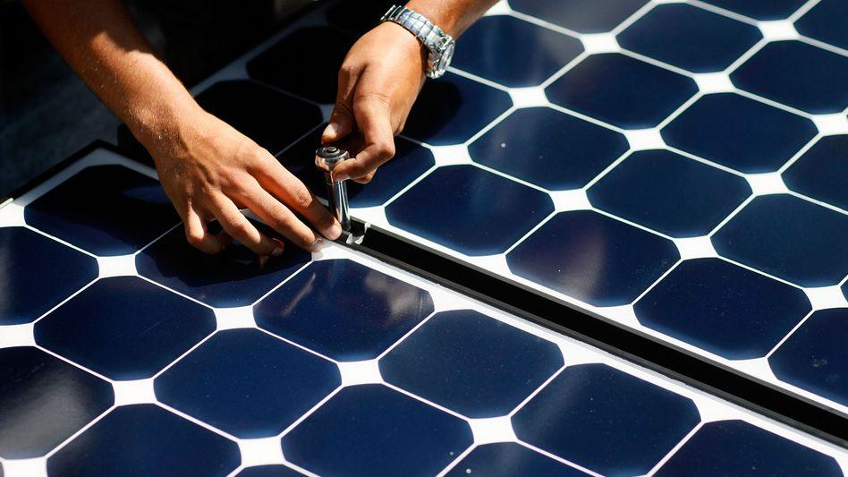 Solarpanel: Die Sonnenenergiebranche befindet sich um Umbruch