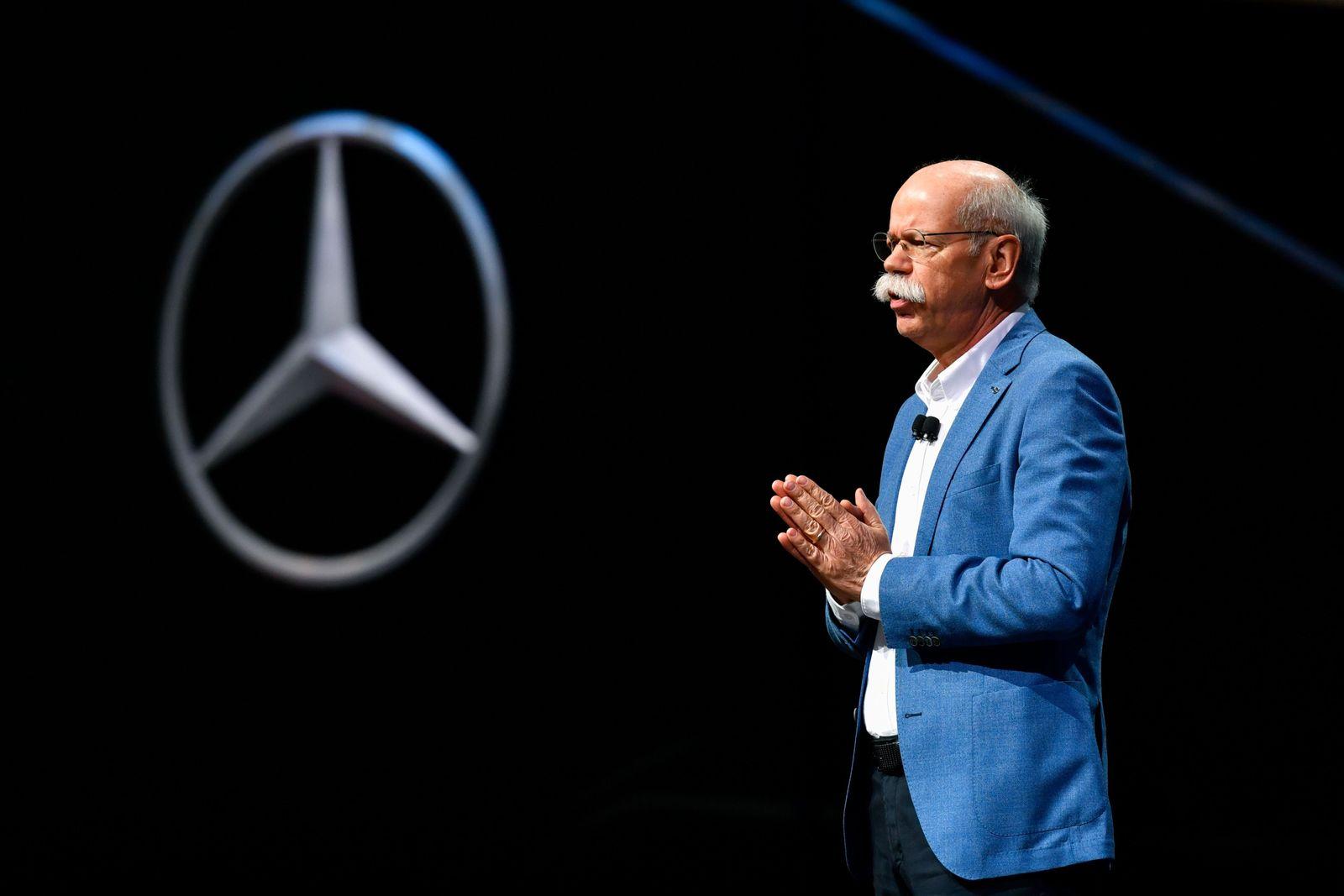 PLUS - SP 23/2018 S.61 Autoindustrie Dieter Zetsche
