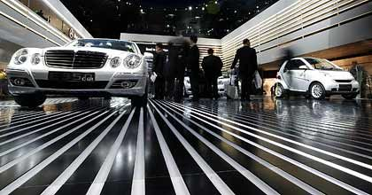Allen IAA-Verlockungen zum Trotz: Der Verkauf von Neuwagen bricht in Deutschland weiter ein
