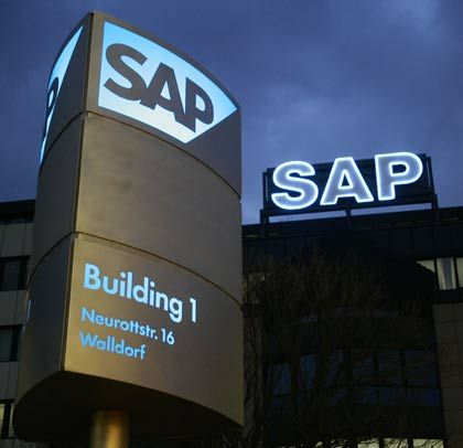 Die Margen sollen sinken: SAP rechnet aufgrund von Investitionen mit einer geringeren Profitabilität