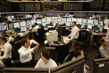 Hektik an der Börse: Da lauert noch manche Abschreibung hinter der nächsten Ecke