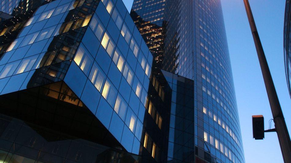 Zentrale der Société Générale in Paris: An den Finanzmärkten schwindet das Vertrauen in die französischen Banken