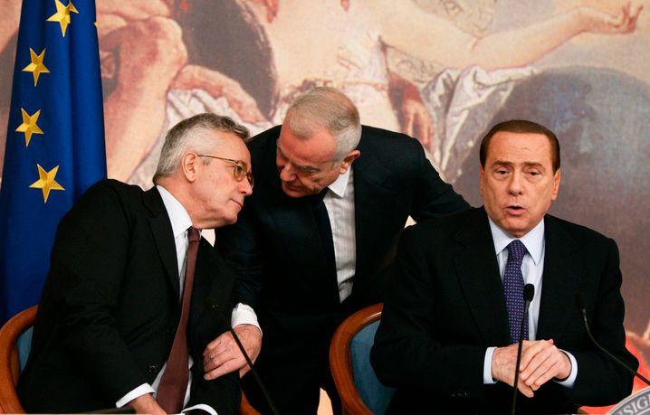 Italien: Silvio Berlusconi hat sich mit Konjunkturhilfen zurückgehalten