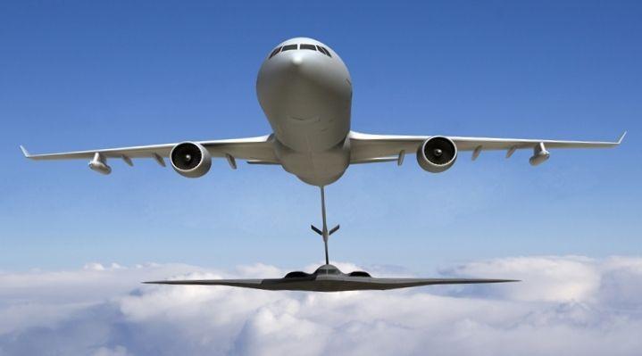 Tankflieger für die US-Luftwaffe: Derzeit nutzen die USA noch Flugzeuge, die Präsident Eisenhower kurz nach dem Ende des Zweiten Weltkriegs angeschafft hat
