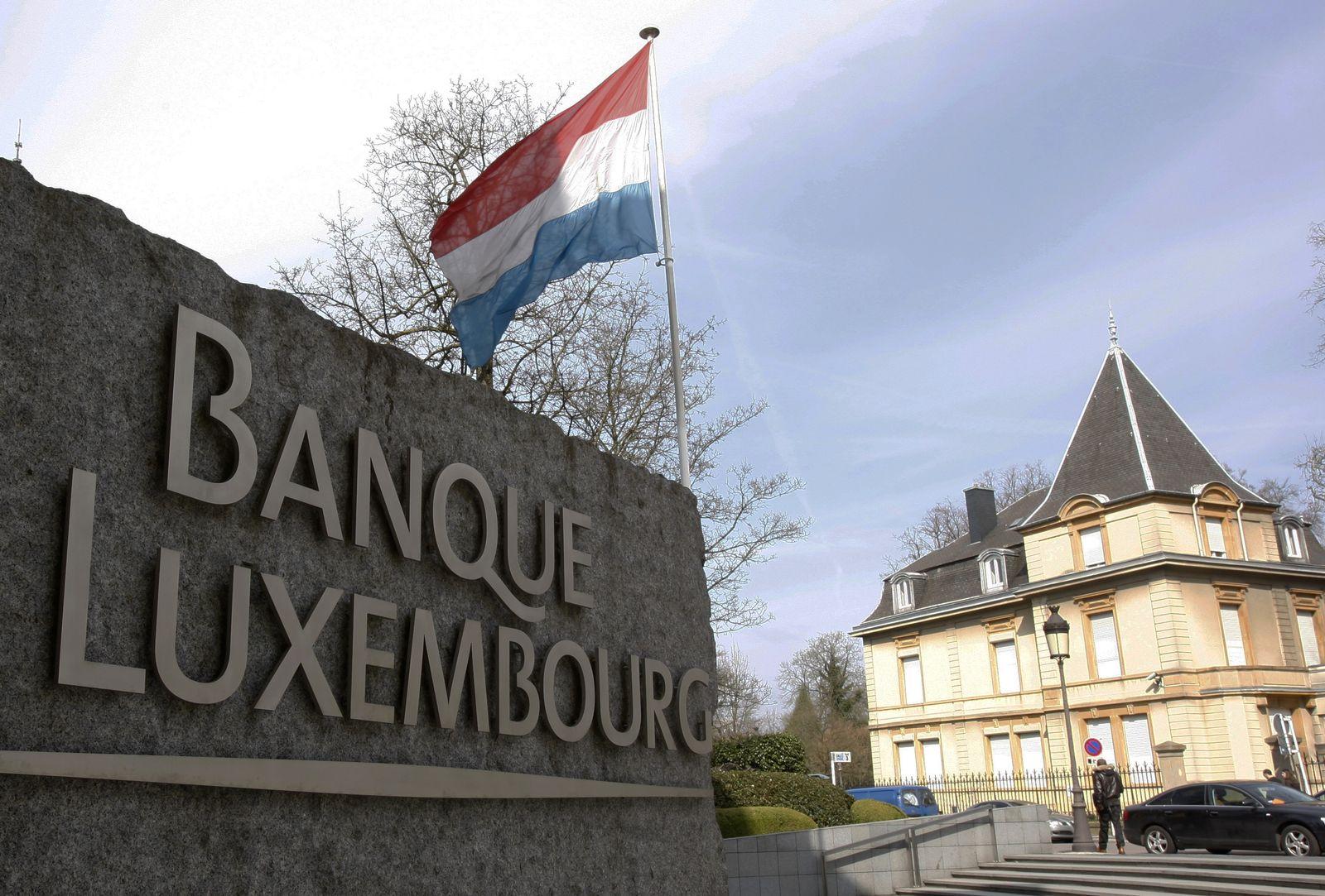 Luxemburg/ Zentralbank