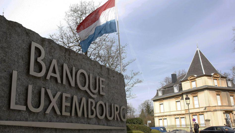 Luxemburgische Zentralbank: Finanzminister will Bankgeheimnis lockern