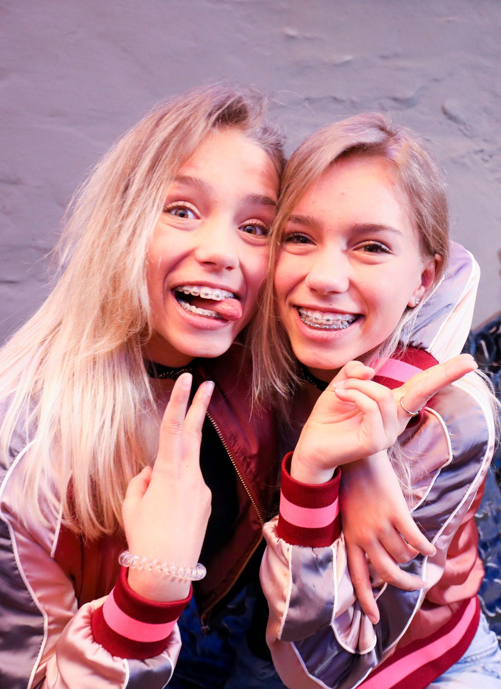 Social-Media-Stars Lisa und Lena