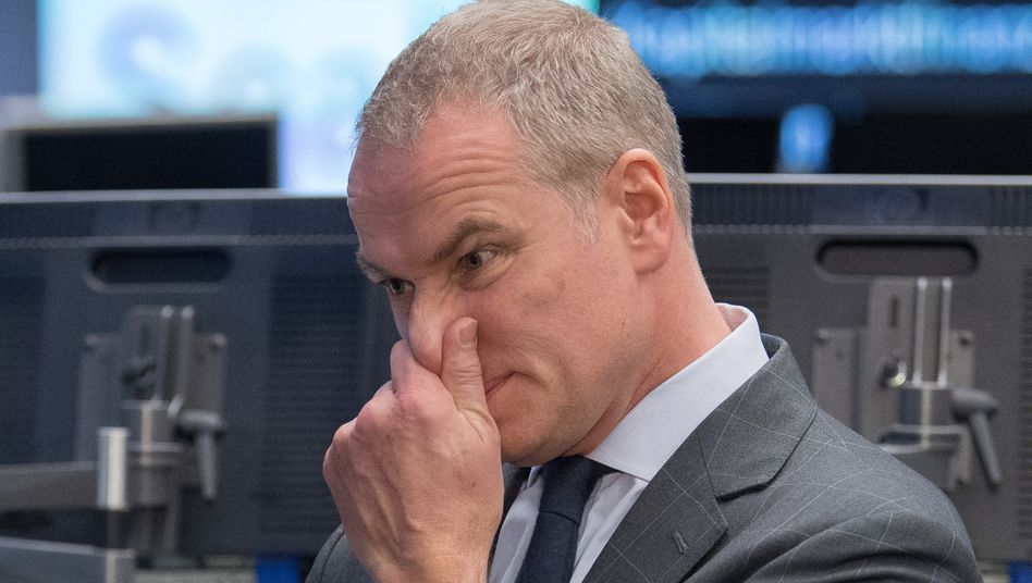 Carsten Kengeter, Ex-Vorstandsvorsitzender der Deutschen Börse AG im Jahr 2017