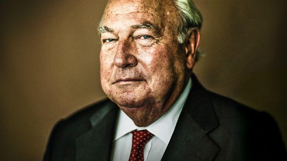 DOMINATOR ... auch nach dem Börsengang: Heinz Hermann Thiele