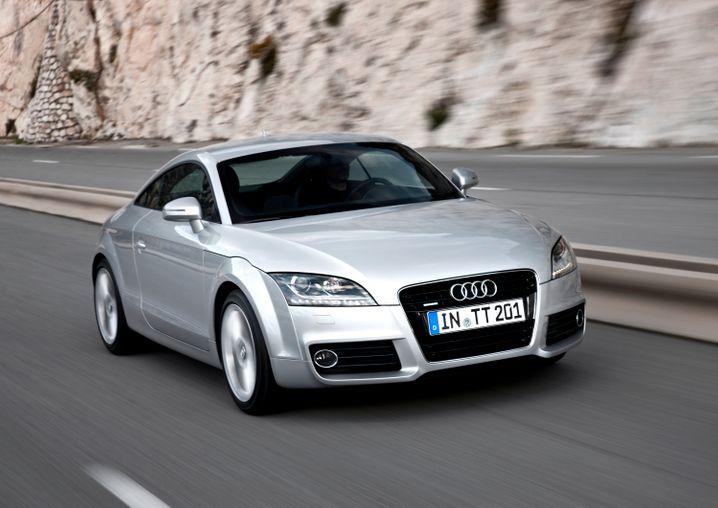 Audi TT: Im März war das Auto auf Golf-Basis der meistgefragte gebrauchte Sportwagen