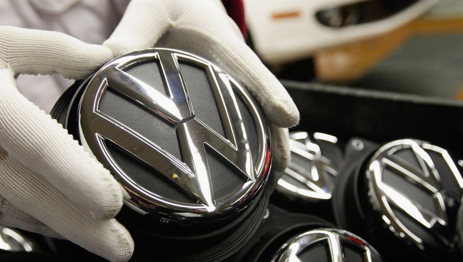 Volkswagen: Der Gewinn sinkt - alllerdings nicht so stark wie erwartet