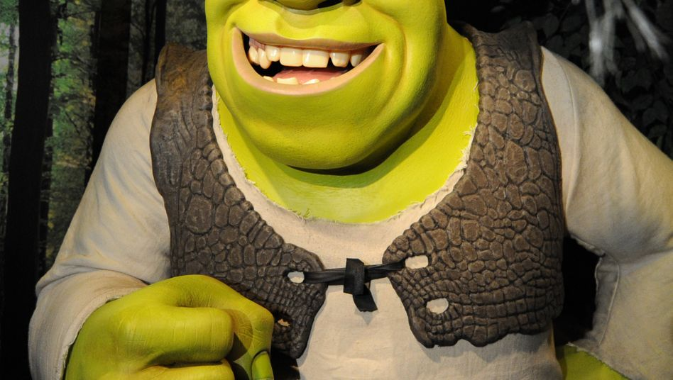 """Shrek"" bei Madame Tussauds in Berlin: Japanische Investitionen in Hollywood haben Tradition"
