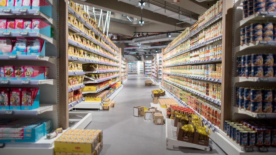 Neuer Edeka-Markt in Düsseldorf