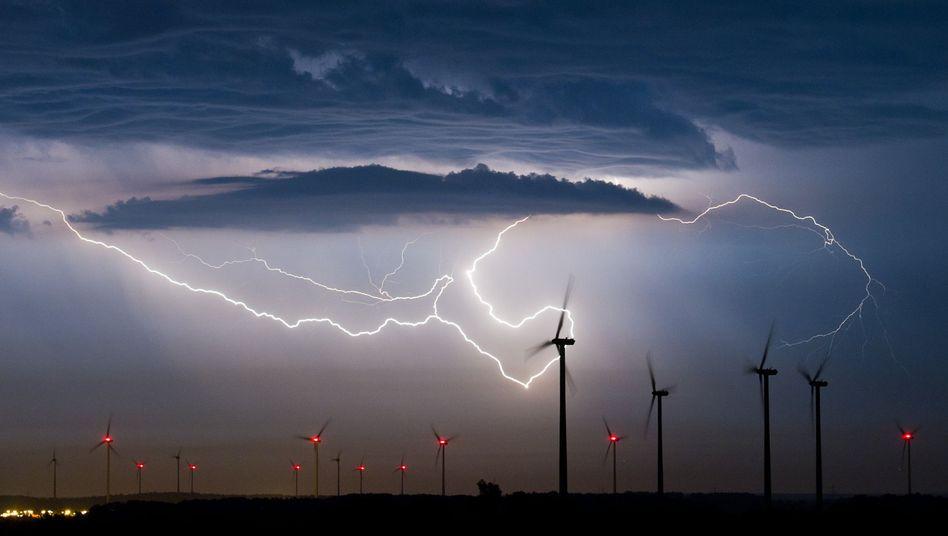 Windpark in Brandenburg: Die Wirtschaftsweisen wollen die Energiewende radikal reformieren