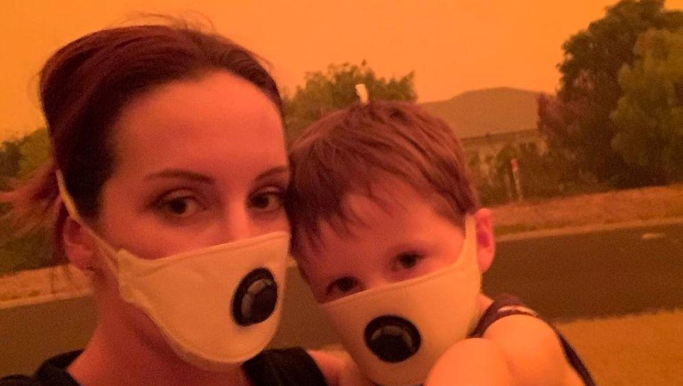 Brände in Australien: Vom Feuer überrollt