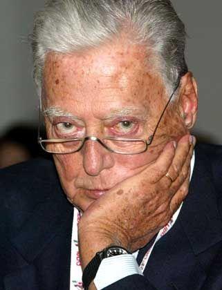 Umberto Agnelli: Er übernahm den Aufsichtsratvorsitz bei Fiat 2004 und verstarb kurz darauf