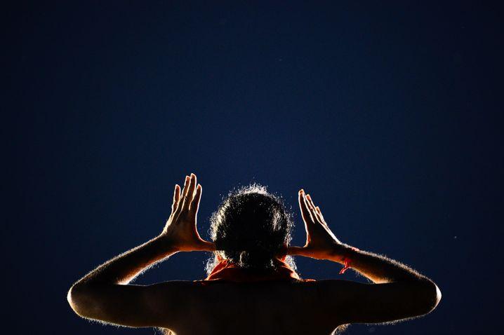 Auch Yoga kann helfen, die innere Widerstandskraft zu stärken