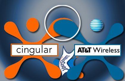 Voicestream unter Druck: Gemeinsam hätten die GSM-Konkurrenten AT&T Wireless und Cingular mehr als 40 Millionen Kunden