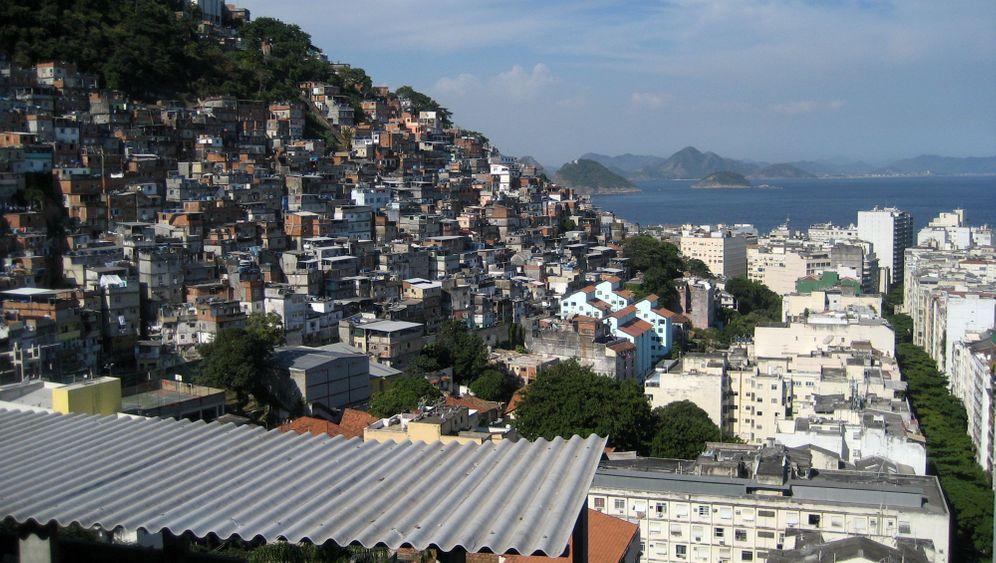 Rio de Janeiro: In den Favelas