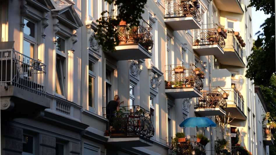 """Wohnungen in Hamburg: In einem """"angespannten Wohnungsmarkt"""" soll die Miete auf die ortsübliche Vergleichsmiete plus zehn Prozent gedeckelt werden"""