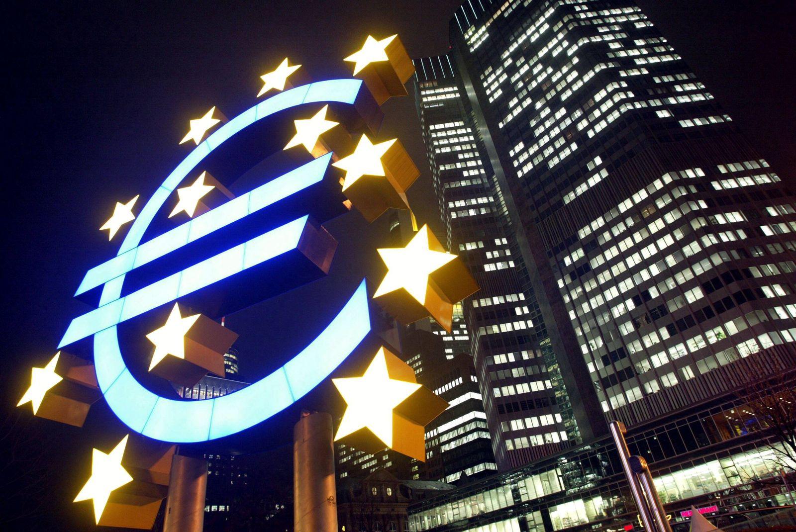 NICHT VERWENDEN EZB/ Logo