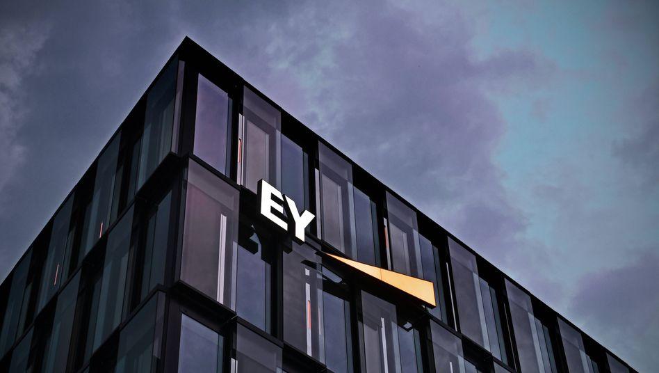 Kampf um Renommee: Wirtschaftsprüfungsgesellschaft EY