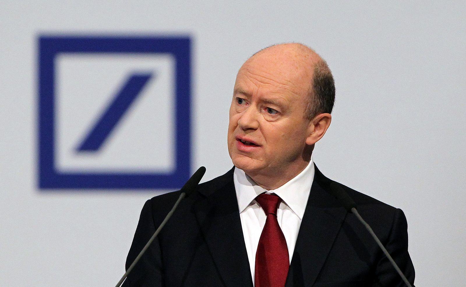 GERMANY-BANKING-DEUTSCHE-BANK