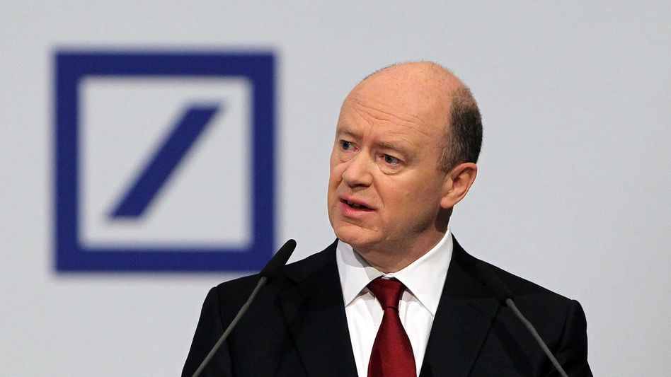 John Cryan: Sogar einen Börsengang der Vermögensverwaltungssparte soll der Chef der Deutschen Bank erwägen, um mit den Erlösen die Kapitaldecke aufzupolstern