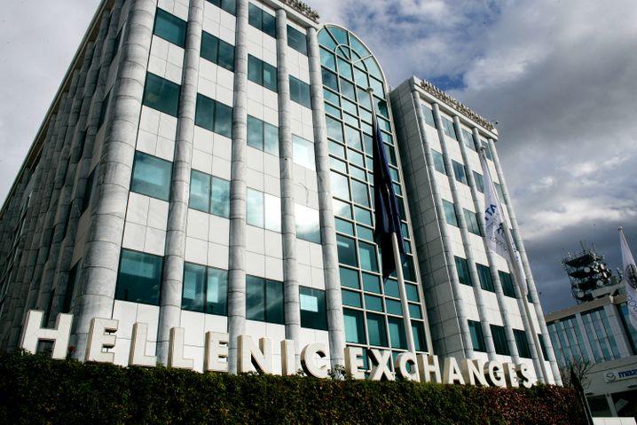 Athener Börse: Der hellenische Handelsplatz und die Banken bleiben am Montag geschlossen