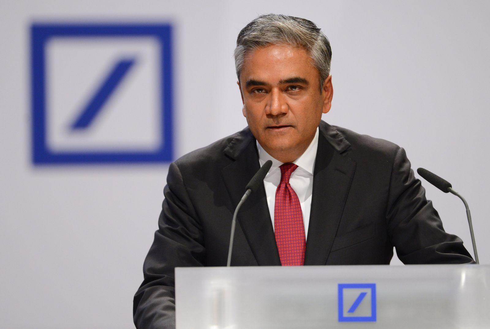 Jain / Deutsche Bank HV