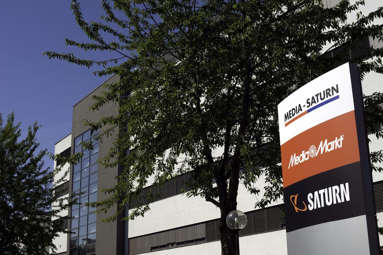 Media-Saturn / Hauptverwaltung Ingolstadt / MediaMarktSaturn