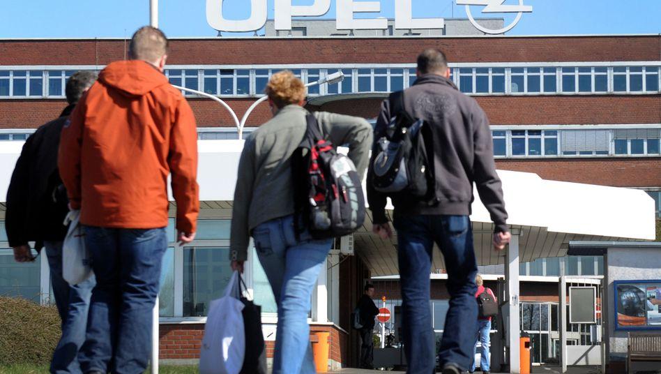 Opel in Bochum: Ende des Jahres ist Schluss mit der Produktion