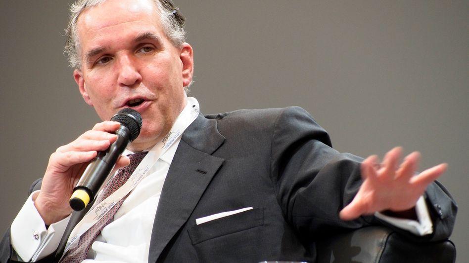 Zieht sich aus dem Aufsichtsrat von Roland Berger zurück: Burkhard Schwenker will sich künftig verstärkt um wichtige Kunden kümmern