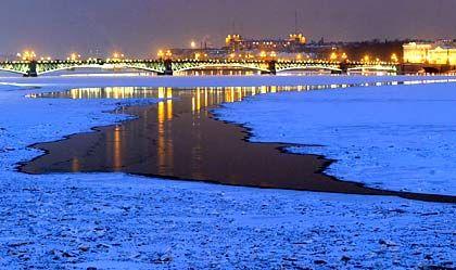 St. Petersburg: Anfang der 90er Jahre war die Metropole an der Newa der Anlaufpunkt für westliche Investoren in Russland