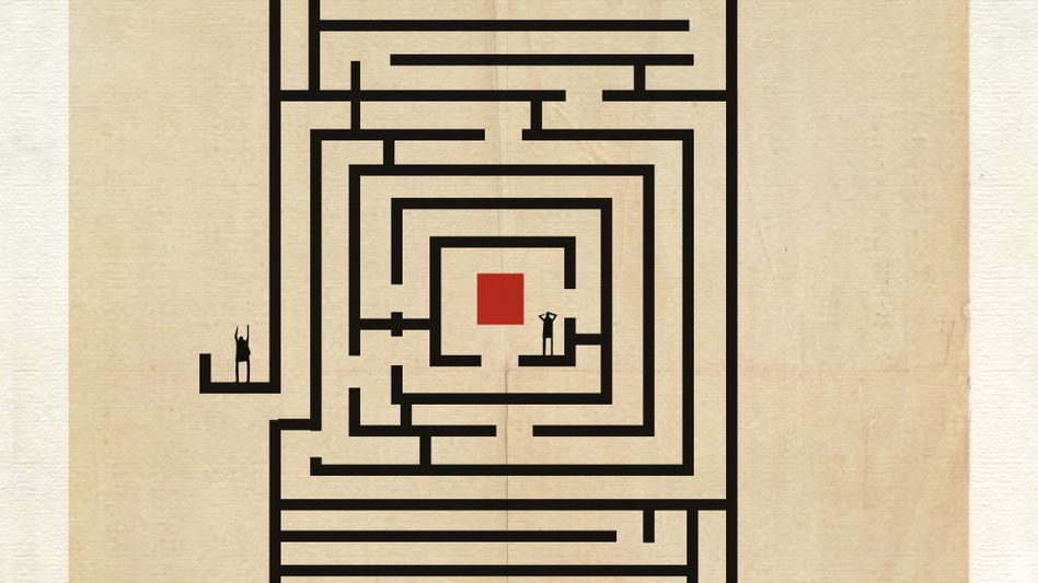 """In seinem Projekt """"Archisolation"""" erkundet der Künstler, Architekt und Grafikdesigner Federico Babina die Erfahrungen von Quarantäne und Isolation. Dabei untersucht er auch unser Verhältnis zur Technik, zu menschlicher Vorstellungskraft und freiem Spiel."""